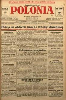 Polonia, 1929, R. 6, nr 1600