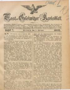 Tost-Gleiwitzer Kreisblatt, 1905, Jg. 63, St. 7