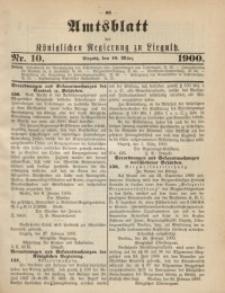 Amts-Blatt der Königlichen Regierung zu Liegnitz, 1900, Jg. 90, Nr. 10