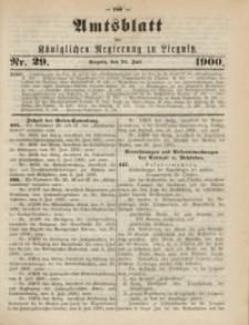 Amts-Blatt der Königlichen Regierung zu Liegnitz, 1900, Jg. 90, Nr. 29