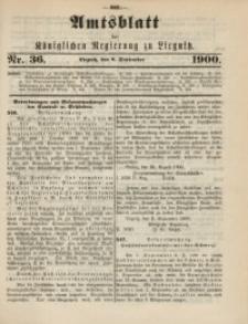 Amts-Blatt der Königlichen Regierung zu Liegnitz, 1900, Jg. 90, Nr. 36