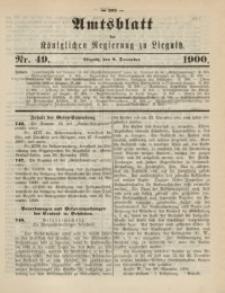 Amts-Blatt der Königlichen Regierung zu Liegnitz, 1900, Jg. 90, Nr. 49