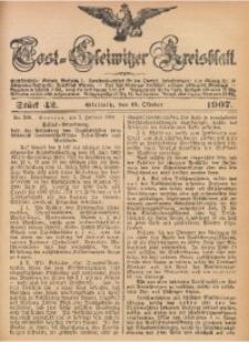 Tost-Gleiwitzer Kreisblatt, 1907, Jg. 65, St. 42