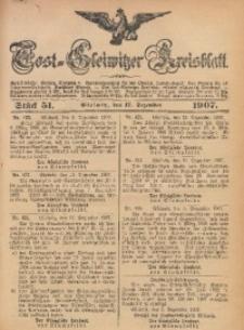 Tost-Gleiwitzer Kreisblatt, 1907, Jg. 65, St. 51