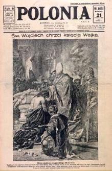 Polonia, 1929, R. 6, nr 1631