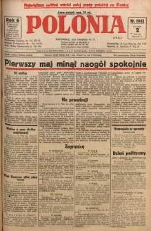Polonia, 1929, R. 6, nr 1642