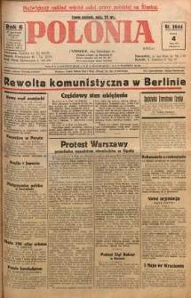 Polonia, 1929, R. 6, nr 1644