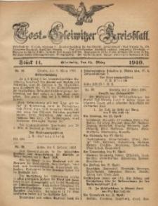 Tost-Gleiwitzer Kreisblatt, 1910, Jg. 68, St. 11