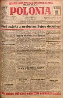 Polonia, 1929, R. 6, nr 1664