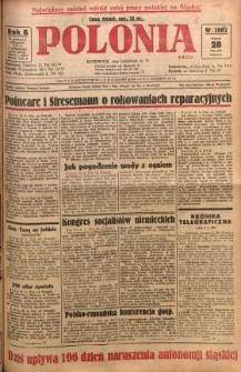 Polonia, 1929, R. 6, nr 1667
