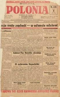 Polonia, 1929, R. 6, nr 1701