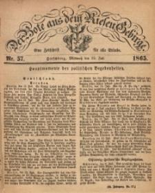 Der Bote aus dem Riesen-Gebirge, 1865, Jg. 53, Nr. 57