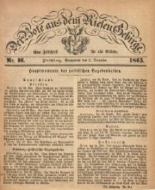 Der Bote aus dem Riesen-Gebirge, 1865, Jg. 53, Nr. 96