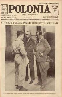 Polonia, 1929, R. 6, nr 1713