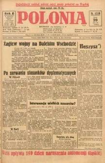 Polonia, 1929, R. 6, nr 1719