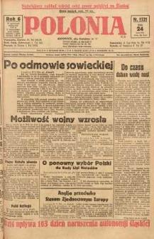 Polonia, 1929, R. 6, nr 1723