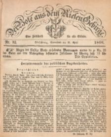 Der Bote aus dem Riesen-Gebirge, 1866, Jg. 54, Nr. 32
