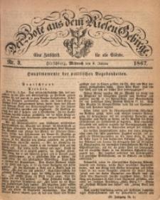 Der Bote aus dem Riesen-Gebirge, 1867, Jg. 55, Nr. 3