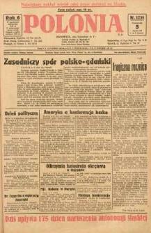 Polonia, 1929, R. 6, nr 1735