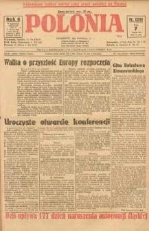 Polonia, 1929, R. 6, nr 1737