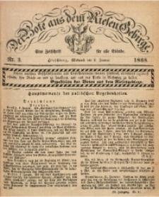 Der Bote aus dem Riesen-Gebirge, 1868, Jg. 56, Nr. 3