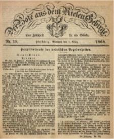 Der Bote aus dem Riesen-Gebirge, 1868, Jg. 56, Nr. 19