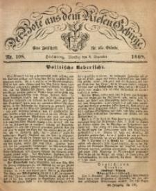 Der Bote aus dem Riesen-Gebirge, 1868, Jg. 56, Nr. 108
