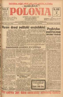 Polonia, 1929, R. 6, nr 1765