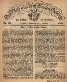 Der Bote aus dem Riesen-Gebirge, 1869, Jg. 57, Nr. 129
