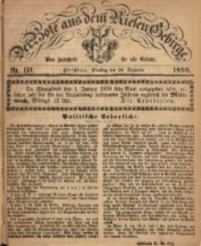 Der Bote aus dem Riesen-Gebirge, 1869, Jg. 57, Nr. 151