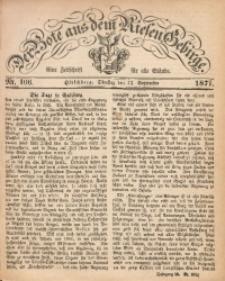 Der Bote aus dem Riesen-Gebirge, 1871, Jg. 59, Nr. 106