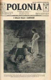 Polonia, 1929, R. 6, nr 1776