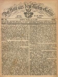 Der Bote aus dem Riesen-Gebirge, 1872, Jg. 60, Nr. 56
