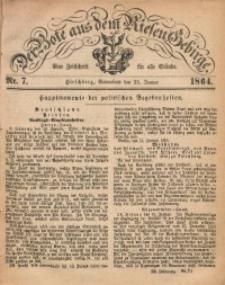 Der Bote aus dem Riesen-Gebirge, 1864, Jg. 52, Nr. 7