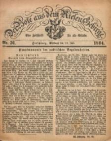 Der Bote aus dem Riesen-Gebirge, 1864, Jg. 52, Nr. 56