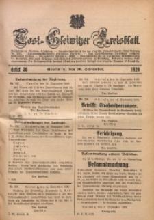 Tost-Gleiwitzer Kreisblatt, 1929, St. 36