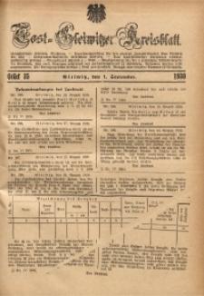 Tost-Gleiwitzer Kreisblatt, 1930, St. 35