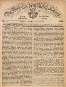 Der Bote aus dem Riesen-Gebirge, 1874, Jg. 62, Nr. 22