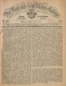 Der Bote aus dem Riesen-Gebirge, 1874, Jg. 62, Nr. 100