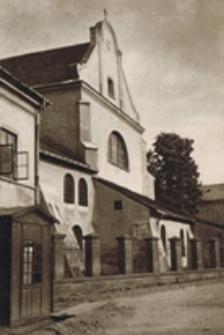 Piotrków. Kościół po-dominikański