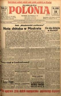 Polonia, 1929, R. 6, nr 1850