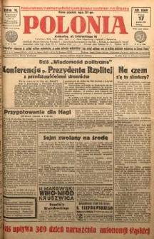 Polonia, 1929, R. 6, nr 1869