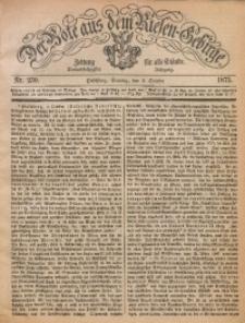 Der Bote aus dem Riesen-Gebirge, 1875, Jg. 63, Nr. 230