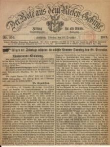 Der Bote aus dem Riesen-Gebirge, 1873, Jg. 61, Nr. 150