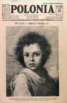 Polonia, 1929, R. 6, nr 1693