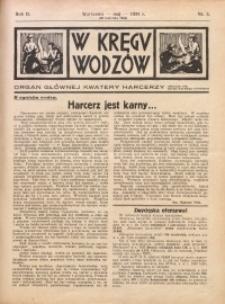 W Kręgu Wodzów, 1934, R. 2, nr 5
