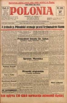 Polonia, 1929, R. 6, nr 1697