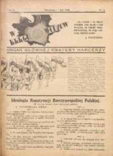 W Kręgu Wodzów, 1936, R. 4, nr 5