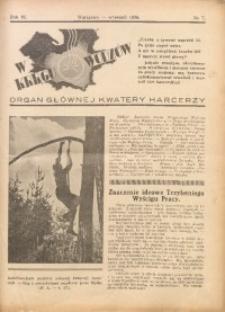W Kręgu Wodzów, 1936, R. 4, nr 7
