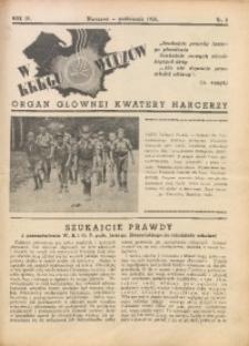 W Kręgu Wodzów, 1936, R. 4, nr 8